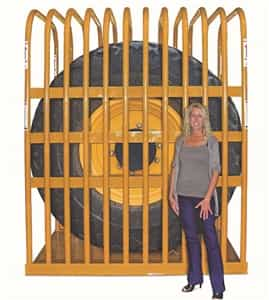 Ken-Tool® T112 12-Bar EarthMover Tire Inflation Cage - KEN36011