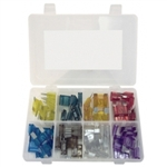 K Tool International 56 Piece Maxim Auto Fuse Assortment KTI00082