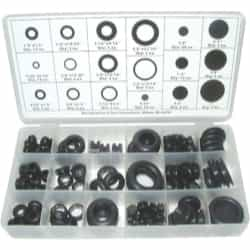 K Tool International 125 Piece Grommet Assortment KTI00091