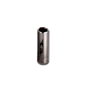 K Tool International 1/2in. Drive 7/8in. Deep 6 Point Chrome Socket KTI23228