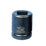 "K Tool International 1"" Dr x 13/16"" Square Budd Wheel Impact Socket KTI35026"