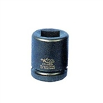 K Tool International 1in. Dr 13/16in. x 1-1/2in. Square Hex Budd Wheel Impact Socket KTI35027