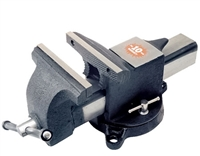 "K Tool International 64106  6"" Steel Bench Vise KTI64106"