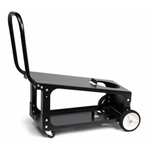 Lincoln Electric K520 150 cu.ft Bottle Capacity Welding Cart - LEW-K520