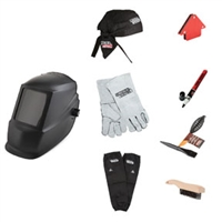 Lincoln Electric FH977 Auto Darkening Welding Helmet Kit - LEW-FH977