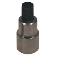"Lisle 3/8in. Drive 3/8"" Brake Caliper Socket Bit LIS12570"