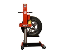 Quality Stainless Products LM-200 Air Operated Wheel Lift