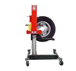 Quality Stainless Products LM-350 Air Operated Wheel Lift