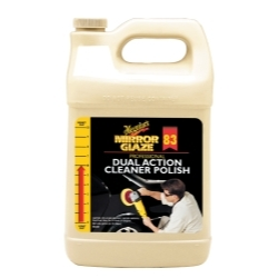 Meguiars 1 Gallon Dual Action Cleaner / Polish MEGM8301