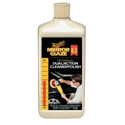 Meguiars 16 oz. Dual Action Cleaner / Polish MEGM8332
