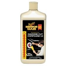 Meguiars 16 oz. Diamond Cut Compound MEGM8532