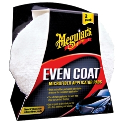 Meguiars Even Coat Microfiber Applicator Pads MEGX3080