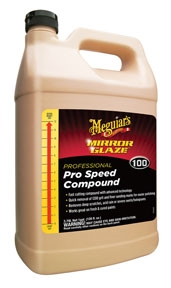 Meguiar's M100 1G Mirror Glaze® Pro Speed Compound - MGL-M10001