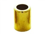"Milton Industries 1"" x .687 I.D. Brass Hole Ferrule MIL1654-7"