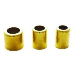 "Milton Industries 1"" x .718 I.D. Brass Hole Ferrule MIL1654-8"