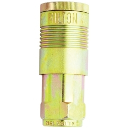 "Milton Industries 3/8"" NPT Female G-Style Coupler MIL1813"