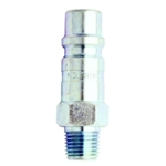 "Milton Industries 1/4"" NPT Male G-Style Plug MIL1855"