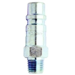 "Milton Industries 3/8"" NPT Male G-Style Plug MIL1859"