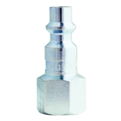 "Milton Industries 1/4"" NPT Female M Style Plug MIL728"