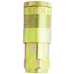 "Milton Industries 1/2"" NPT Female G-Style Coupler MIL1815"