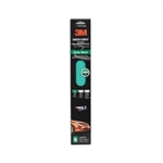 "3M™ 2-3/4"" x 17-1/2"" 5 Pack Green Corps™ Production Resin Sheet MMM32220"
