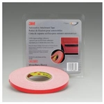 "3M™ 1/2"" x 20 yds. Automotive Attachment Tape, White MMM6380"