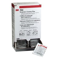 3M™ Respirator Cleaning Wipe 504 MMM7065