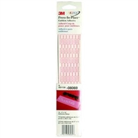 "3M™ 2"" x 12"" Press-In-Place Emblem Adhesive MMM8069"