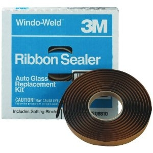 "3M™ 3/8"" x 15' Window-Weld™ Round Ribbon Sealer MMM8612"