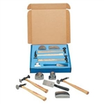 Martin Tools 7 Piece Body and Fender Repair Set with Hickory Handles MRT647K