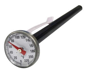 "Mastercool 52220 1"" Pocket Analog Thermometer - MSC52220"