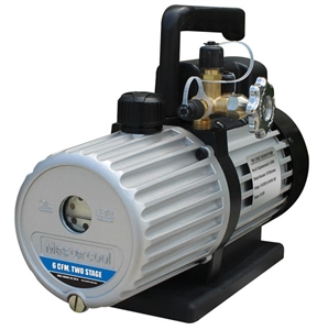 Mastercool 90066-2V-110-B 6 CFM Two Stage Vacuum Pump - MSC-90066-2V110B