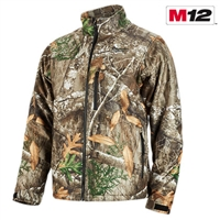 Milwaukee® 222C-21 M12™ Heated Toughshell™ Jacket Kit Camo - Sizes Available Medium, Large, & X-Large - MWK-222C-21