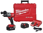 "Milwaukee® 2803-22 M18 FUEL™ 1/2"" Drill Driver Kit - MWK-2803-22"