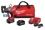 "Milwaukee 2867-22 M18 FUEL™ 1"" High Torque Impact Wrench w/ ONE-KEY™ Kit - MWK-2867-22"
