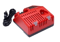 Milwaukee 48-59-1812 M18™ & M12™ Multi-Voltage Charger - MWK-48-59-1812