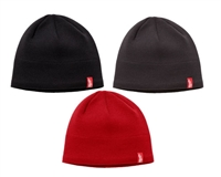 Milwaukee® 502 Fleece Lined Beanie Available in Black, Gray & Red - MWK-502B