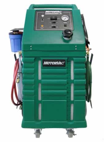 Motorvac 500 5100pd Coolantclean Iii Coolant Flush Machine