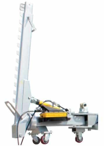 Nationwide FR-55 5.5K Frame Straightener Dual Cylinder Scissor Lift ...