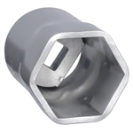 "OTC 3/4"" Drive 6 Point Bearing Locknut Socket 54MM OTC1950M"
