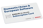 OTC Tools 3896-LTW Evolve 1 Year Software Update - OTC-3896-LTW