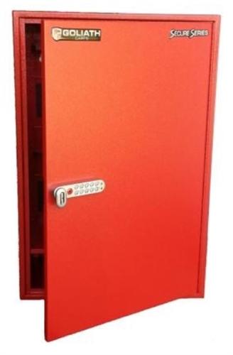 Goliath Cart Llc Pg1 A Secure Series Paint Gun Locker
