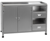iDeal PSB-PSMCT Paint Storage, Mixing Cabinet & Table