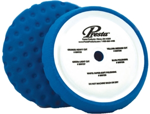 Presta 890138 Blue Foam Soft Polishing Pad - PST-890138
