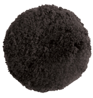 Presta 890140 Black Wool Cutting Pad - PST-890140