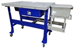 iDeal PTDT-PW-1000 Premium Tear Down Table & Parts Washer 1,000 lbs. Capacity