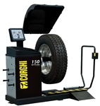 Corghi Service Pro 150 Truck Wheel Balancer w/Wheel Lift