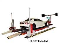 Corghi REMO Compact Clampless Wheel Alignment System
