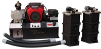 Hot2Go® RGV40H12 25 GPM Gas-Vac Water Transfer System  688cc Honda Engine