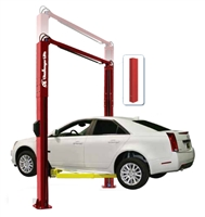 Challenger SA10EH2 2' Column Height Lift Extensions for Challenger SA10 2 Post Lift